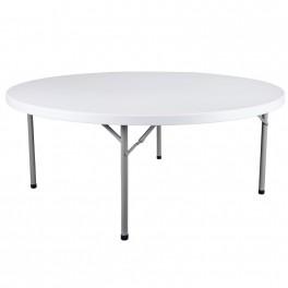 Bankett asztal kerek (120cm átmérő)